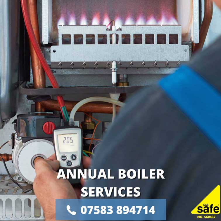 With an annual boiler service, one can ensure that any issue can be resolved before they turn to the worst.